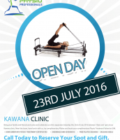 Kawana Clinic Expansion & Open Day 23rd July 2016
