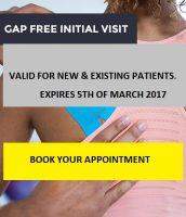 Gap Free Initial Physio Appointment