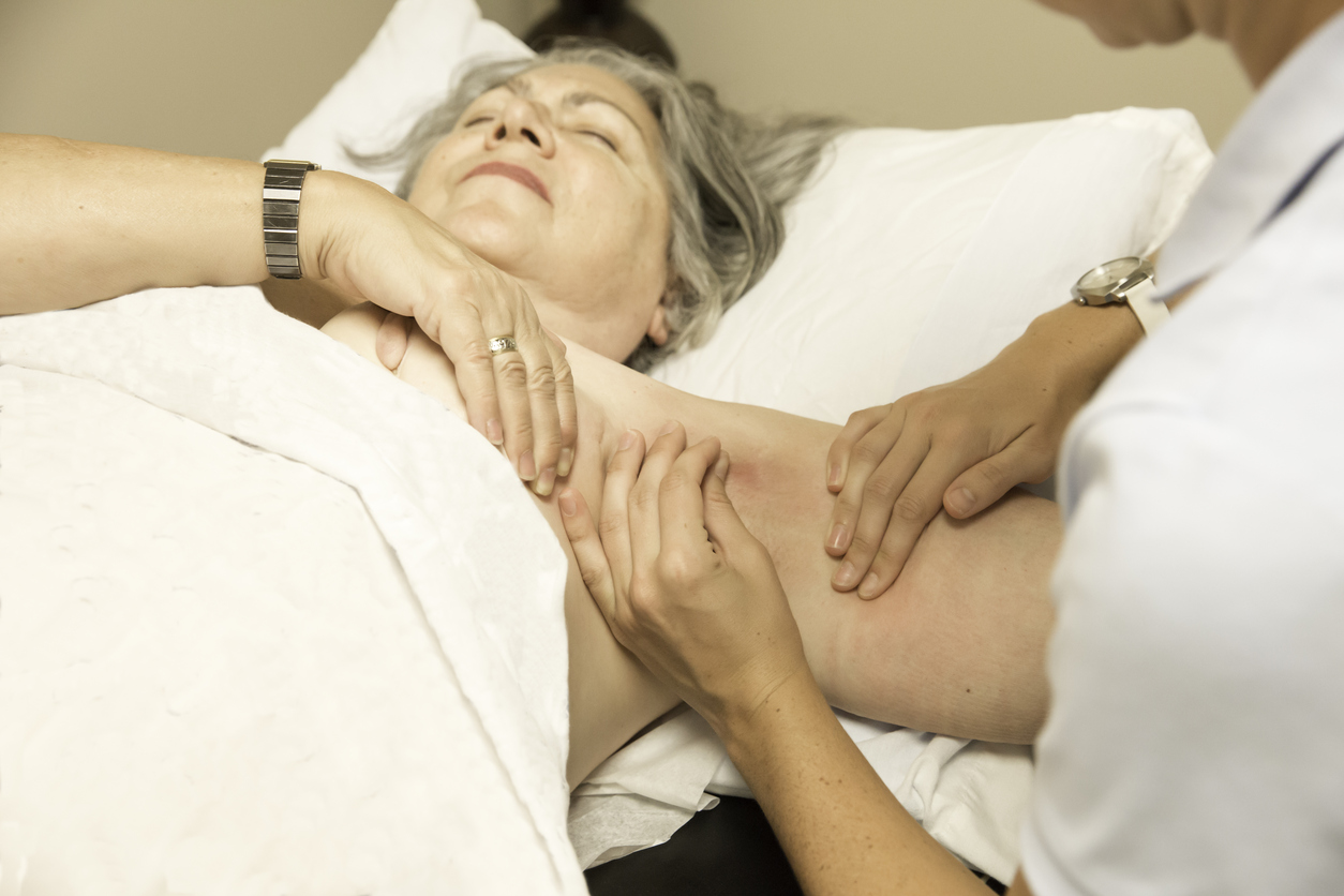 how to do manual lymphatic drainage massage