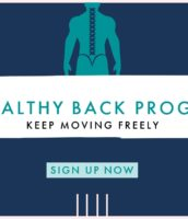 New Healthy Back Program